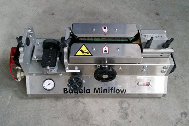 Używana wdmuchiwarka MiniFLOW